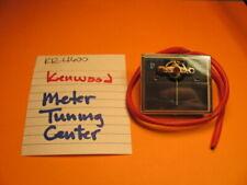 Kenwood Meter Tuning Center Kr-4600 Stereo Receiver