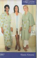 PATTERN - Klassic Kimono - women's sewing PATTERN - Indygo Junction