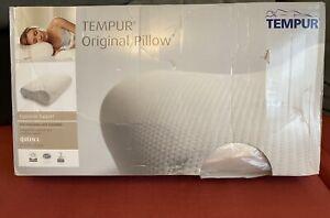 Tempur Original Support Large Queen Pillow 61 X 31 Cm