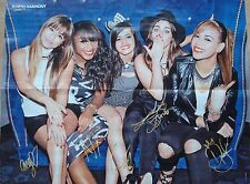 FIFTH HARMONY  /  DIE GANG [ YOU TUBE STARS ]  _  1 POSTER  _   42 cm x 55 cm