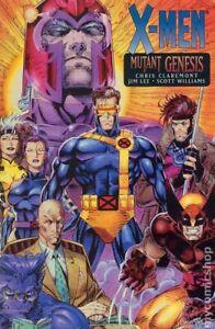X-Men Mutant Genesis TPB 1st Edition #1-REP VG 1995 Stock Image