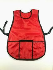Unisex Salon Hairdressing Vest Hair Cutting Apron Cape Barber Hairstylist Aprons