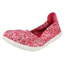 Chaussures synthétiques multicolore pour femme