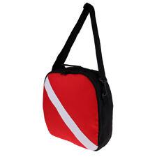Deluxe Dive Flag Scuba Diving Snorkeling Regulator Gear Equipment Carry Bag