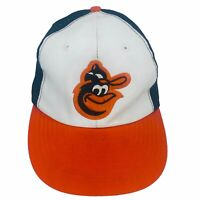 VINTAGE Baltimore Orioles MLB Sports Products Corp Mesh Snapback Hat Trucker Cap