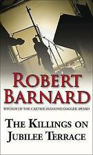 The Killings on Jubilee Terrace, Robert Barnard, New Book