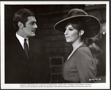 BARBRA STREISAND & OMAR SHARIF Funny Girl VINTAGE ORIG PHOTO sexy actor actress