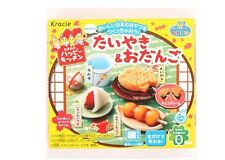 Kracie Popin' Cookin Happy Kitchen Mini Taiyaki cake Odango