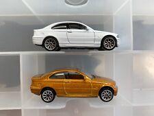 Lamley Sale: Matchbox BMW 3 Series RARE 2003 Action Launcher Set Exclusives x2