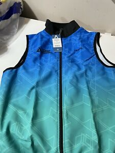 Mens Primal American Diabetes Assoc. Cycling Jersey With Back Pockets Sz Sm