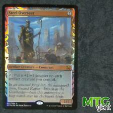 1X Steel Overseer #4- Kaladesh Inventions - *  English, SEE PICTURES * MTG CARD