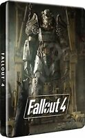 Fallout 4 Steel Book  (NEW) - Super FAST & QUICK Delivery Absolutely FREE