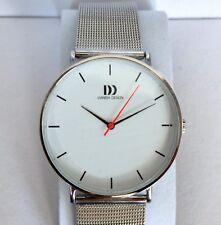 Danish Design Herren-Armbanduhr IQ62Q1190 Milanaisearmband