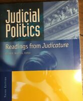Judicial Politics : Readings from Judicature by Elliot E. Slotnick and Ohio...
