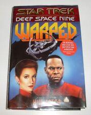 Star Trek DS9 - Warped by K.W. Jeter - HC