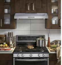 New Ge Profile 30'' Pvx7300Sjss Under Cabinet Range Hood Led Stainless Steel