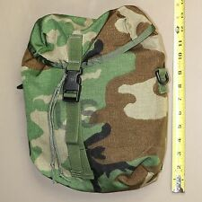 Sustainment NEW Woodland BDU Camouflage MOLLE II Utility Dump Pouche