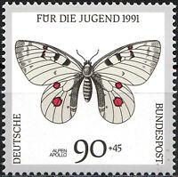 1517 postfrisch BRD Bund Deutschland Briefmarke Jahrgang 1991