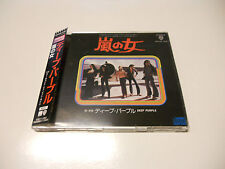 "Deep Purple ""Lady Double Dealer"" Rare Japan Single cd WPCR-1591"