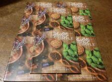 """Set of 8 """"Healthy Can Be Simple - Intro Guide To doTerra Oils"""" New"""