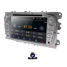 "7""Android 9.0 Car DVD GPS Headunit Radio 1080P Stereo for Ford Focus Mondeo TPMS"