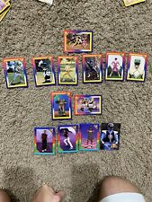 Power Rangers Vintage Card 13 Lot Saban 1994 1995 New Rangers And Zords Bonus