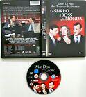 Lo sbirro, il boss e la bionda (1992) DVD Fuori Catalogo raro