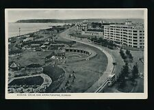 South Africa DURBAN Marine Drive and Amphitheatre c1920/30s? PPC