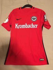 Eintracht Frankfurt Trikot 16/17 Gr M Match Worn/ Prepared DFB Pokal Gold Label