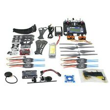 Kit Telaio fai da te RC Drone Quadcopter X4M360L con GPS APM 2.8 RX TX RTF