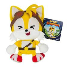"Sonic Boom 8"" Emoji Small Plush Tails - Laugh"