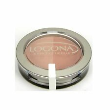 (115,90/100g) Logona Rouge Duo Blush no. 02 PEACH & albicocca 10 G