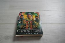 Jeu PC AGE OF EMPIRES II 2 CONQUERORS