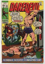 Daredevil # 68 FN-   Marvel Comics SA