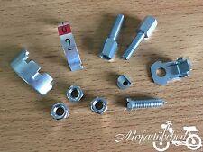 10tlg. Reparatur SET 2-Gang Schaltgriff Skala Segment Hercules Prima 3 5 MF HR