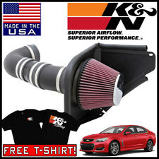 K&N AirCharger Cold Air Intake System Kit fits 2014-2017 Chevy Ss 6.2L V8