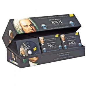Die komplette Bach-Edition - 172 CDs (NEU)