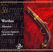 Massenet: Werther (CD, Mar-2000, 2 Discs, Opera D'Oro)