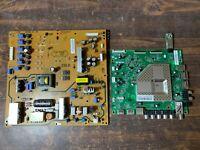 VIZIO E550I-A0 TV MAIN BOARD 3655-0702-0150 / 0171-2271-5032 PARTS KIT POWER