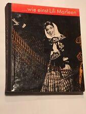 ... wie einst Lili Marleen, Hans Oley ; Joachim Hellwig Verlag der Nation 1963