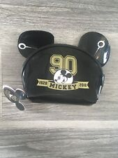 DISNEY MICKEY MOUSE WASH BAG WITH BODY WASH & BODY PUFF BRAND NEW LTD EDITION