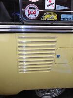 Engine Vent Trims for VW Splitscreen Deluxe Samba Bus 1964 onwards Vent AAC044