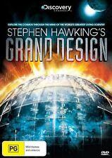 Stephen Hawking's Grand Design (DVD, 2012)
