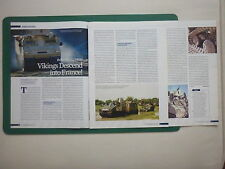 6/2010 ARTICLE 4 PAGES HAGGLUNDS BvS10 MK II VHM VIKING Bv206 FRENCH  DUTCH ARMY