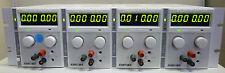 Xantrex XTQ 7-6X DC Power Supply 7V 6A  w/(4) Regulated XT-7-6 Supplies, GPIB
