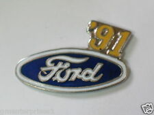 1991 Ford Pin , Auto Pin , Lapel Pin , Hat Tack (**)