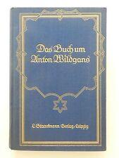 Das Buch um Anton Wildgans Josef Sonka