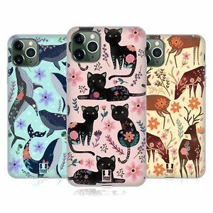 HEAD CASE DESIGNS SPRING ANIMALS GEL CASE & WALLPAPER FOR APPLE iPHONE PHONES