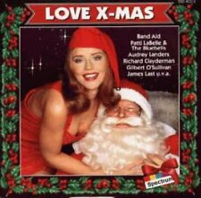 Love X-Mas Band Aid, Connie Francis, Audrey Landers, Patti LaBelle & The .. [CD]