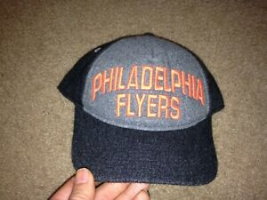 Philadelphia Flyers Mitchell & Ness NHL Snapback Hat NWT NHL